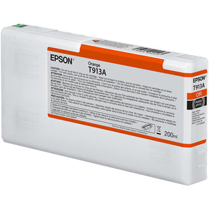 Epson UltraChrome HDX T913 Ink for P5000 Series (200 mL)