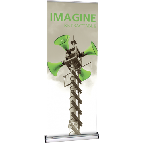 Imagine 800 Premium Retractable Banner Stand
