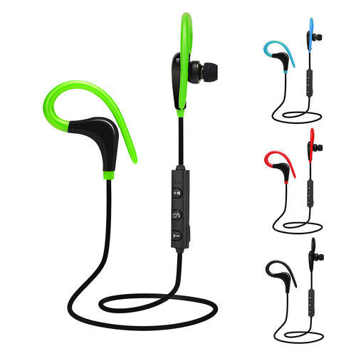 Sport Stereo Noise Decrease Wireless Bluetooth Earphone Headset