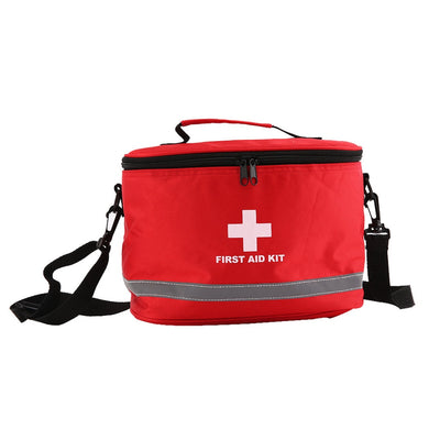 Outdoor Wilderness Survival Travel First Aid Kit Camping Hiking Medical Emergency Treatment Pack