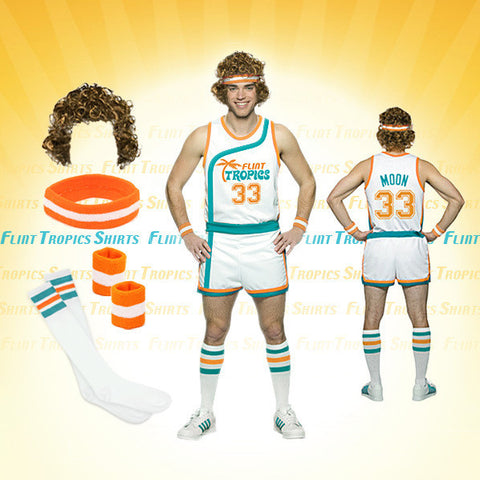 Jackie Moon Semi-Pro Ultimate Halloween Costume