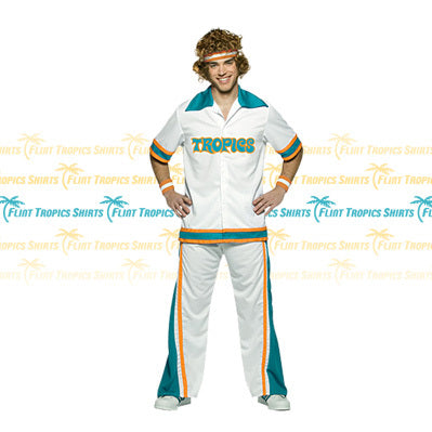 Flint Tropics Semi-Pro Warm-Up Suit