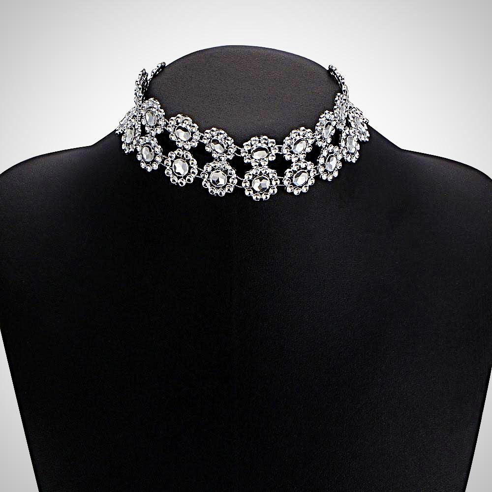 Vivina Store | BEST DEALS | Christmas Gifts | BEST GIFTS |Thanksgiving | BEST PRICES | Black Friday | BUY NOW | Shopping | Online shopping | Get yours TODAY | Lady Diamond Choker Necklace