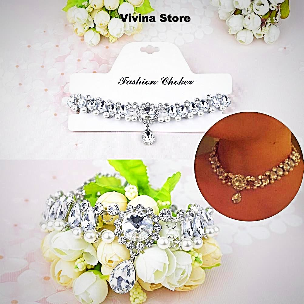 Vivina Store | BEST DEALS | Christmas Gifts | BEST GIFTS |Thanksgiving | BEST PRICES | Black Friday | BUY NOW | Shopping | Online shopping | Get yours TODAY | Choker Necklace for Women
