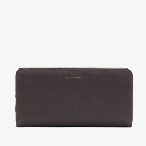 Matt & Nat - Duma Wallet - Charcoal