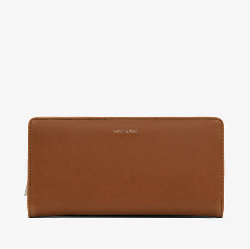 Matt & Nat - Duma Wallet -Chili Matte