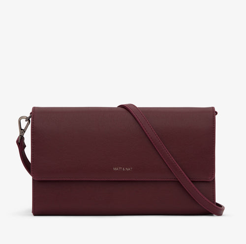 Matt & Nat - Drew Vintage Crossbody Bag - Rio