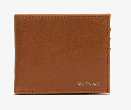 Matt & Nat - Rubben Men's Wallet - Chili
