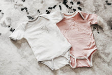 Load image into Gallery viewer, Little Darling Romper/Tee - Grey