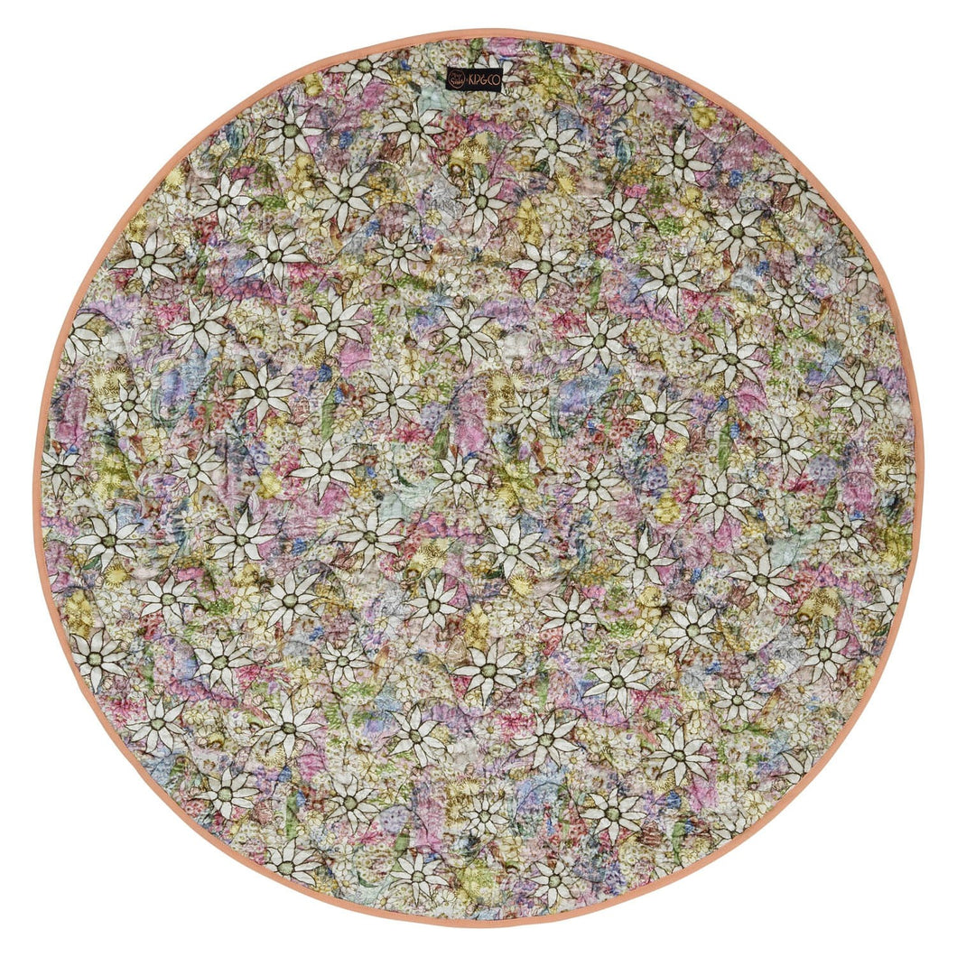 May Gibbs X Kip & Co 'Flora and Fauna' Play Mat