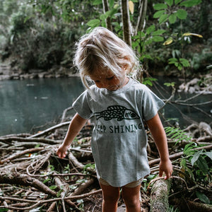 Children of the Tribe - Keep Shining Tee