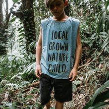 Load image into Gallery viewer, Children of the Tribe - Local Grown Muscle Tee
