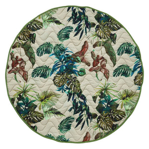 Kip & Co - Foliage Quilted Play Mat