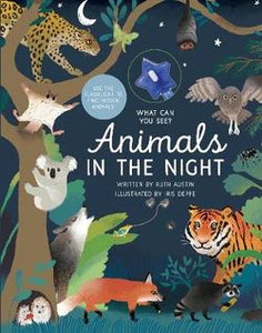 Animals in the Night - What Can You See?