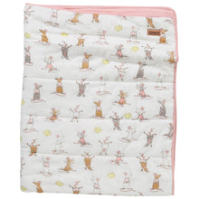 Load image into Gallery viewer, Kip & Co Mousing Around Quilted Cot Bedspread