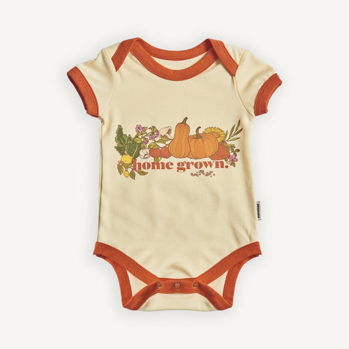Banabae Organic Cotton Onesie - Home Grown