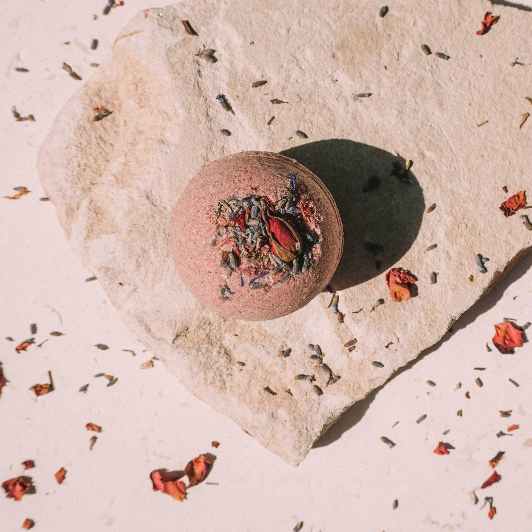 Byron Bay Bath Bomb  - Womb