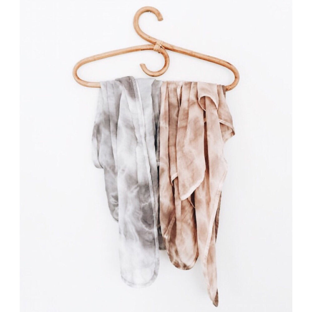 Bamboo Tie Dye Swaddle