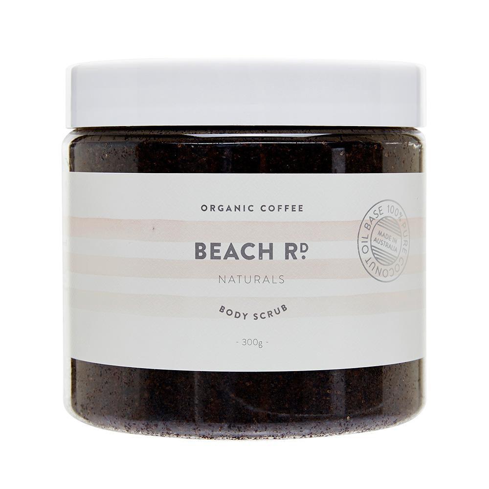 Beach Rd Naturals- Coffee Body Scrub