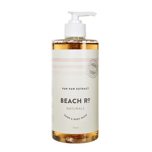 Beach Rd Naturals- Paw Paw Extract Body Wash