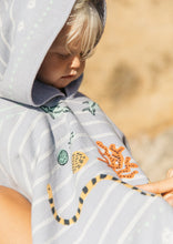 Load image into Gallery viewer, The Beach People - Buccaneer Petite Poncho