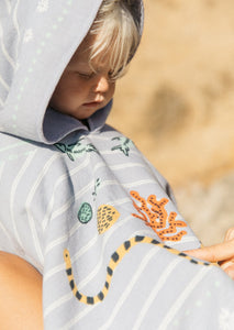 The Beach People - Buccaneer Petite Poncho