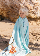 Load image into Gallery viewer, The Beach People - Buccaneer Kids Beach Towel