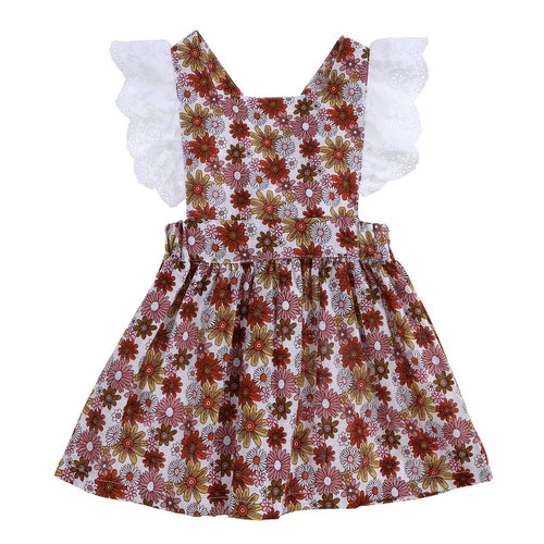 Bonnie & Harlo - Cupid Dress Retro Floral