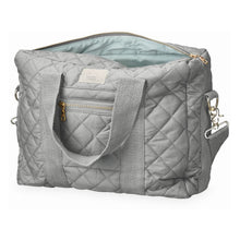 Load image into Gallery viewer, Cam Cam Nursing Bag- Grey
