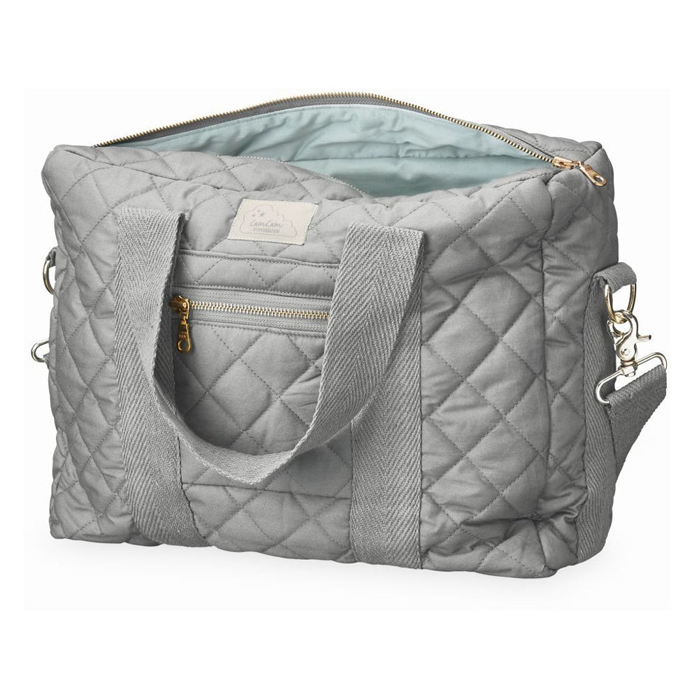 Cam Cam Nursing Bag- Grey
