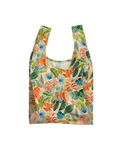 The Somewhere Co. Reusable Bag Caribbean Jungle