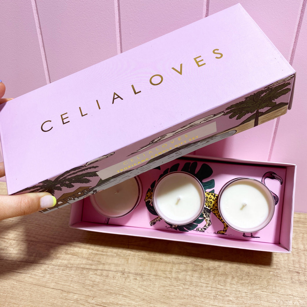 Celia Loves  Gift Collection - Tropicana