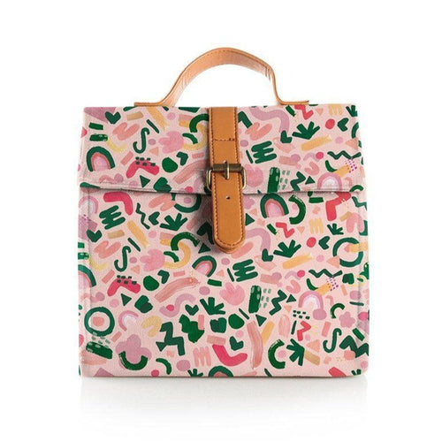 The Somewhere Co. Lunch Bag - Champagne Allsorts