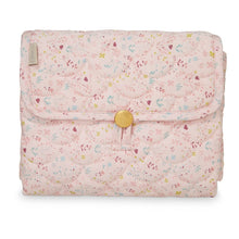 Load image into Gallery viewer, Cam Cam Quilted Changing Mat - Fleur