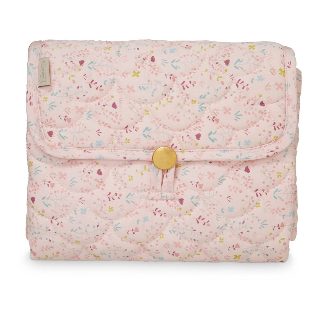 Cam Cam Quilted Changing Mat - Fleur