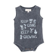 Load image into Gallery viewer, Children Of The Tribe- Keep Growing Onesie