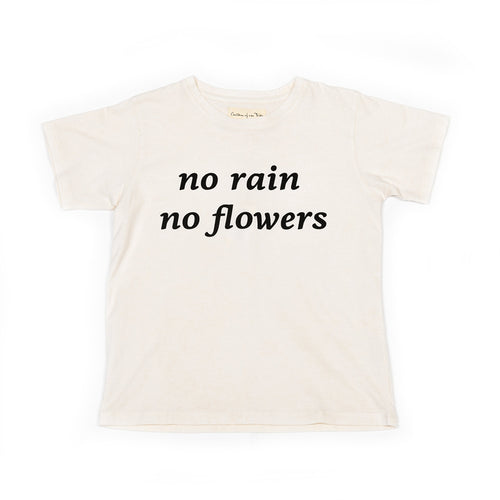 Children Of The Tribe- No Rain No Flowers Tee