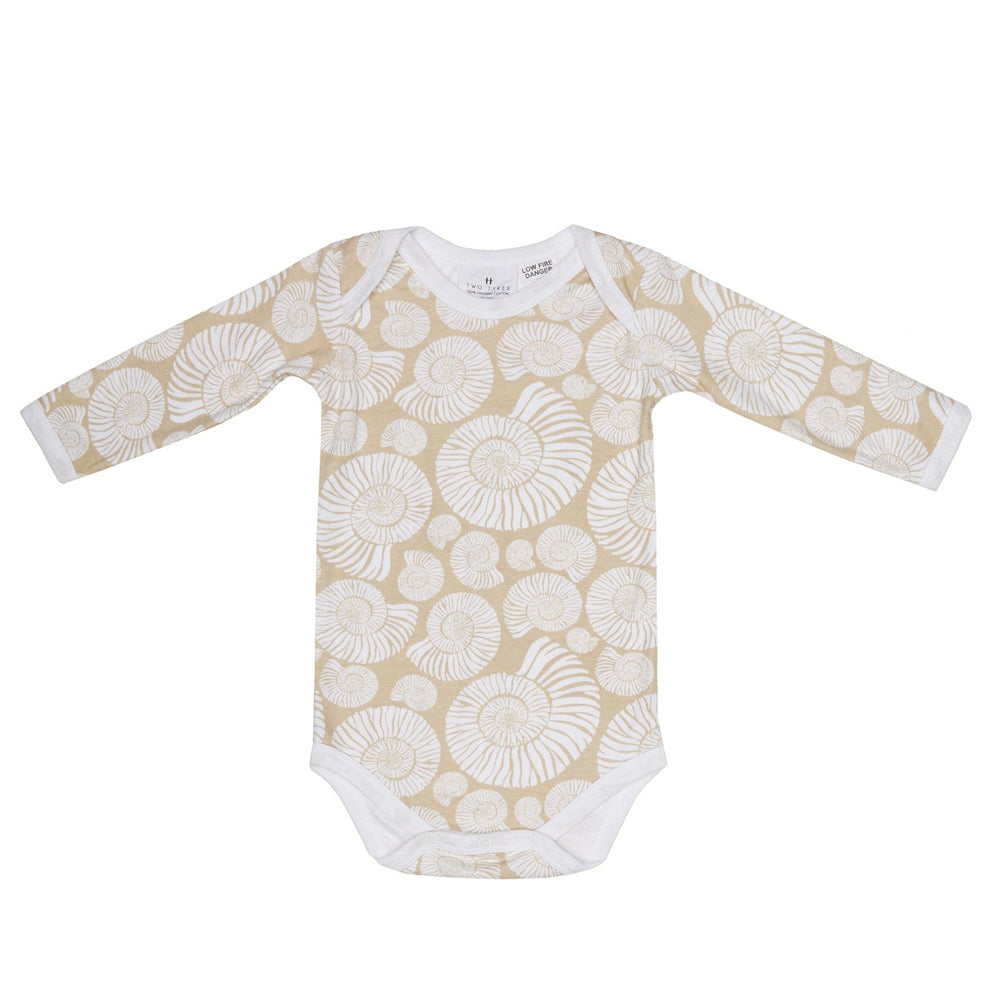 Cove Long Sleeve Baby Suit