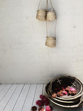Load image into Gallery viewer, Barefoot Gypsy- Moroccan Hanging Pot Basket