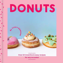 Load image into Gallery viewer, Donuts Book