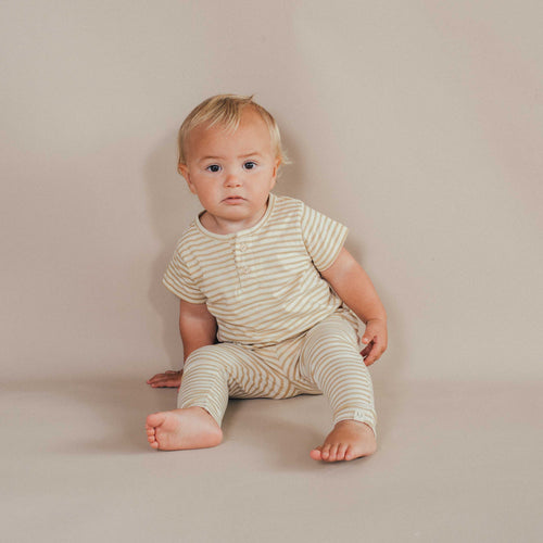 Children Of The Tribe - Rai Stripe Baby Leggings