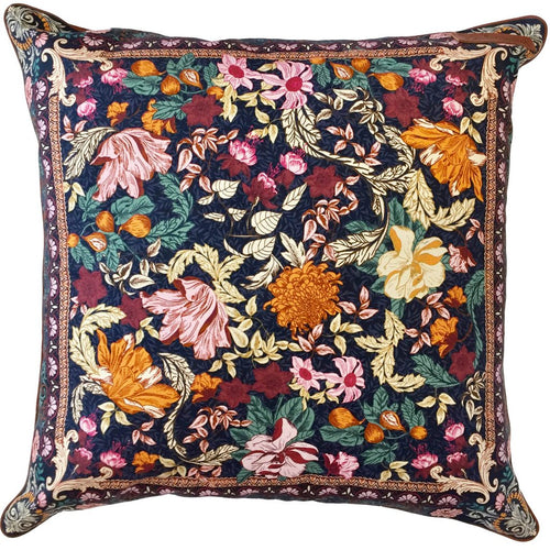 Wandering Folk Emerald Forest Cushion Cover - Large