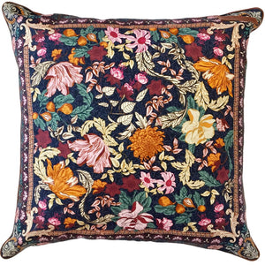 Wandering Folk Emerald Forest Cushion Cover - Small