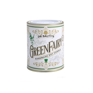 Dr Salty Green Fairy Soy Wax Candle