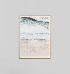 Framed Print- High Tide
