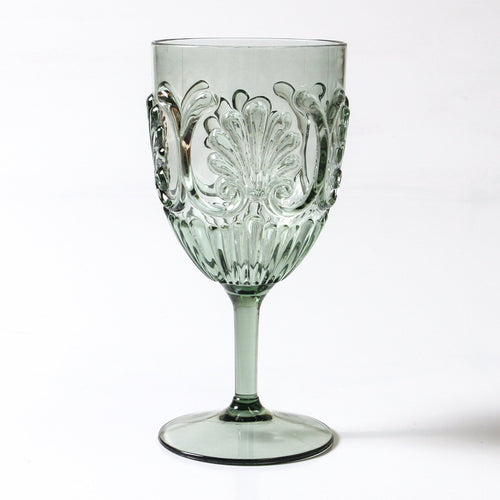 Flemington Wine Glass - Green