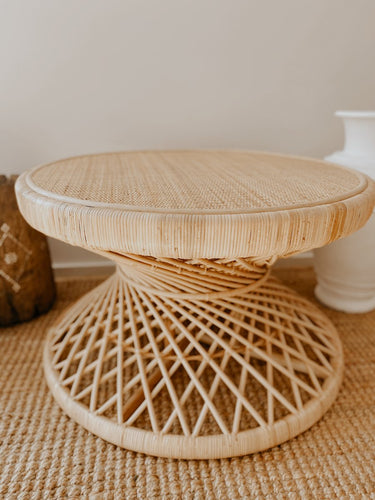 The Brazil Table - Rattan