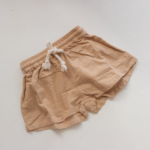 Illoura Bowie Shorts - Earth