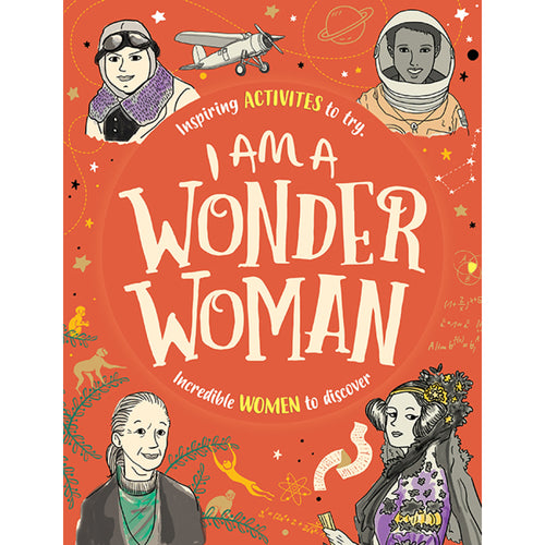 I am Wonder Woman Book