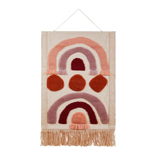 Load image into Gallery viewer, Sage & Clare Iris Woven Wall Hanging